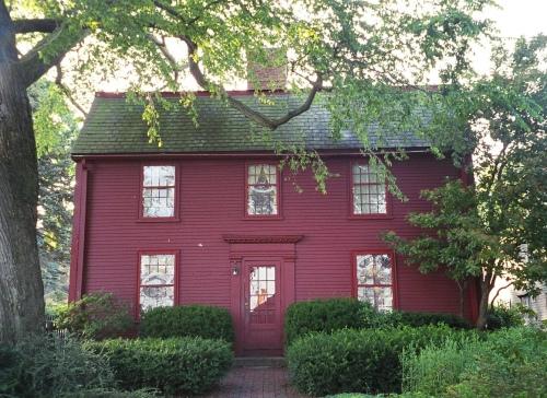 hawthorne-birthplace