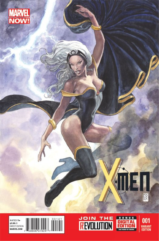Storm, in X-Men