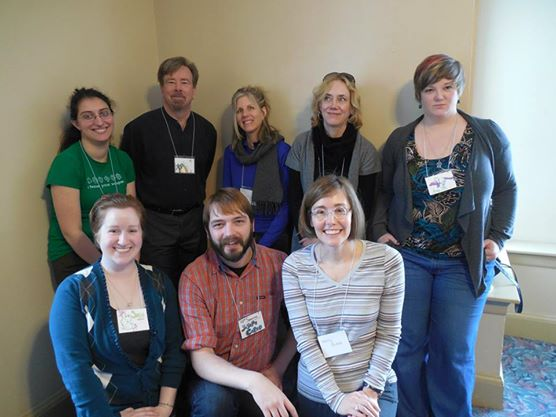 One of my last workshop groups, taken in January of 2014.