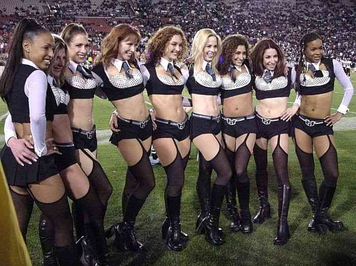 Ah, sexy cheerleaders. You almost made me a real man. ALMOST.