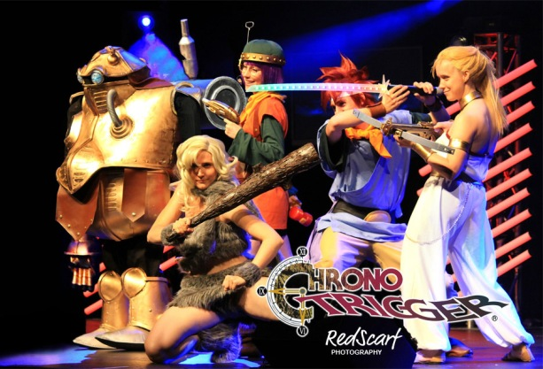 These cosplayers were inspired enough to create an entire cast ensemble of Chrono Trigger cosplay.