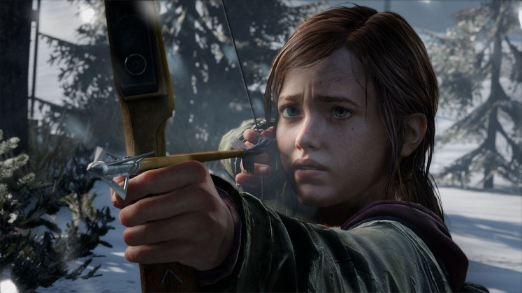 Ellie will end you.