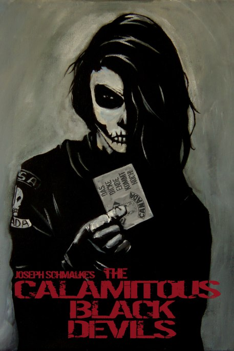 The Calamitous Black Devils by Joseph Schmalke.