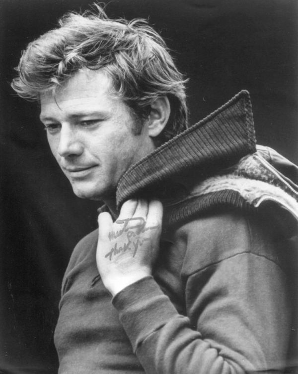 THE SEXY: Michael Parks back in his younger television days.