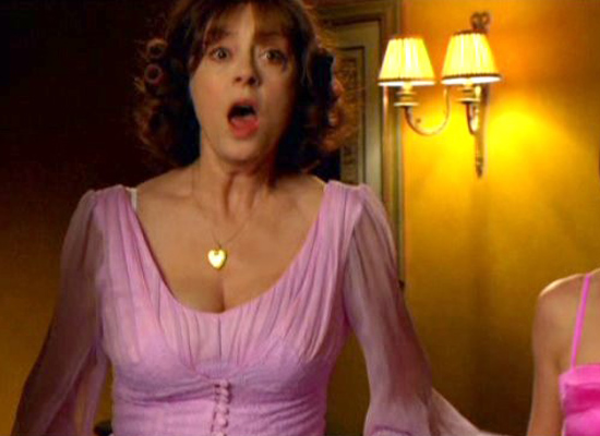 THE BAD: You can't waste more talent than putting Susan Sarandon in Speed Racer. Good god.