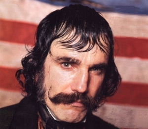 THE GOOD: Daniel Day Lewis plays the terrifying Bill The Butcher in Gangs of New York. Utterly captivating.