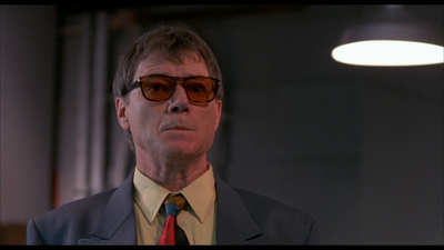 THE BAD: In Death Wish V, Parks played an Irish mobster named Tommy O'Shea - and the film is garbage.