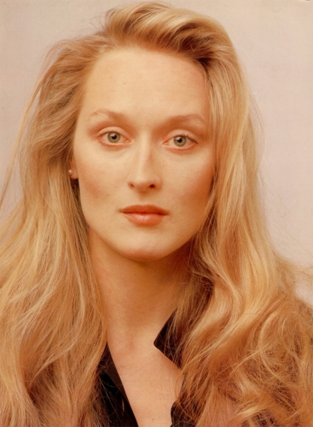 "THE SEXY: Meryl Streep is so classy that it was hard to find a truly ""sexy"" photo. But she is a beaut."