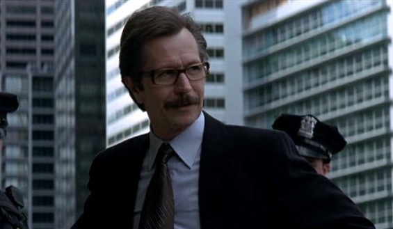 THE GOOD: Gary Oldman took on the role of Commissioner Gordon in Christopher Nolan's Batman trilogy,