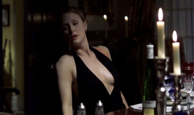 THE BAD: Julianne was unfortunately a complete miss in Hannibal.