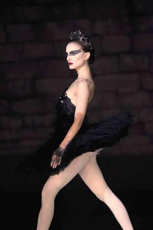 THE GOOD: Natalie Portman's performance in Black Swan blew my mind.