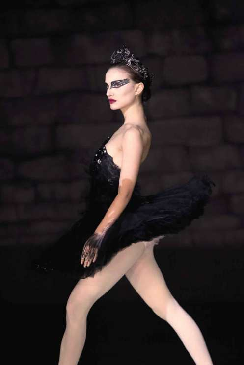THE GOOD: Natalie Portman's performance in Black Swan blew my mind.