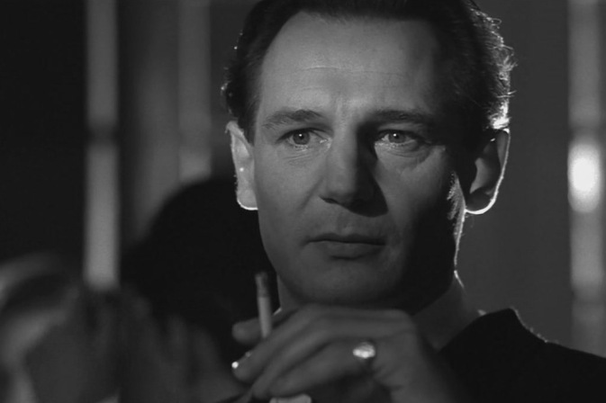 THE GOOD: Liam Neeson played Oskar Schindler in Schindler's List, arguably his greatest role to date.