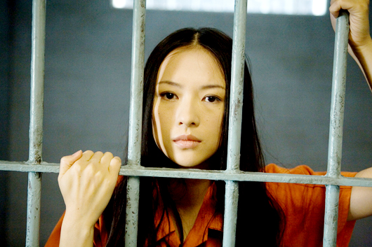 "THE BAD: Zhang Ziyi played ""War"" - Kristen Spitz in a watered-down copy of Se7en called The Horsemen."
