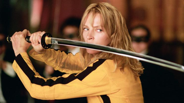 THE GOOD: Though Uma Thurman had already turned quite a few heads with earlier performances, her role as The Bride in Kill Bill set her status in stone as a top acting lady.