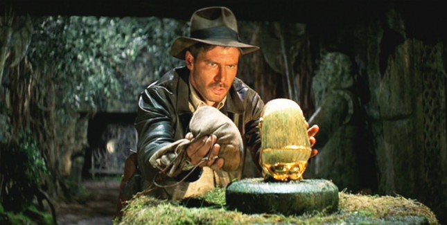 Raiders Of The Lost Ark 1
